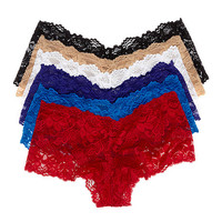 The Jessica Boy Short, The Jessica Boy Short Panties - Fredericks of Hollywood