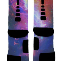 Galaxy Flow Custom Nike Elites