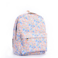 Lovely Candy Sweets Print Cute Backpack = 4887848132
