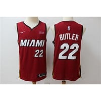 Miami Heat 22 Jimmy Butler Swingman Jersey