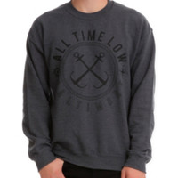 All Time Low Baltimore Crew Pullover 2XL