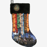 Harry Potter Hogwarts Stocking