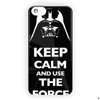 Keep Calm Star Wars Movie Trailer For iPhone 5 / 5S / 5C Case