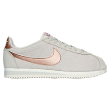 Women's Nike Cortez Leather Lux Casual Shoes | Finish Line