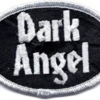 Iron-on Patches - Dark Angel Iron-on Patch