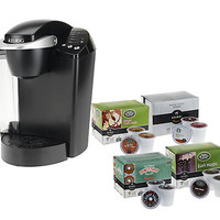 Keurig K45 Coffee Maker with 48 K-Cup Packs & Water Filter Kit — QVC.com