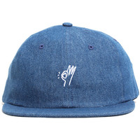 OK Polo Hat Washed Denim