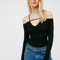 Free People Cut It Out Top