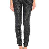Tractr Sequin Jegging