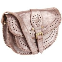 Cleobella Cantina Large Cross Body - designer shoes, handbags, jewelry, watches, and fashion accessories | endless.com
