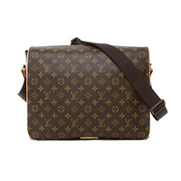 Authentic Louis Vuitton monogram Abbesses cross-body messenger bag