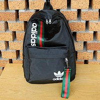 Trendsetter Adidas Casual Shoulder Bag School Backpack Travel Bag
