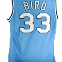Larry Bird Throwback Jersey - #33 Indiana State