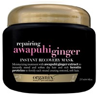 OGX  Instant Recovery Mask, Repairing Awapuhi Ginger, 8oz