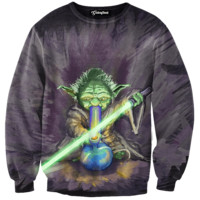 May the Bong Be With You Crewneck