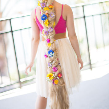 Rapunzel, Tangled Inspired Style Wig