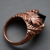 swan song. rose gold.
