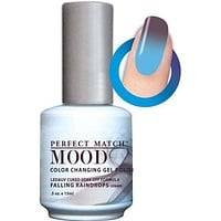 LeChat Perfect Match Mood Gel - Falling Raindrops 0.5 oz - #MPMG29