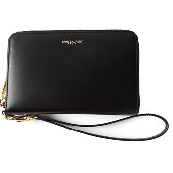 Saint Laurent 'paris' Wallet - Vitkac - Farfetch.com