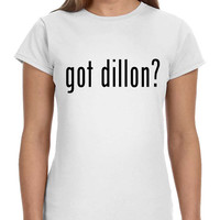Got Dillon Ricky O2L Our 2nd Life Second Ladies Softstyle Junior Fit Tee Cotton Jersey Knit Gift Shirt Concert