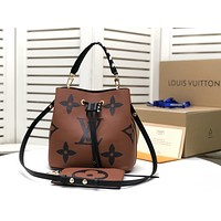 new lv louis vuitton womens leather shoulder bag lv tote lv handbag lv shopping bag lv messenger bags 1026