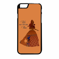 Belle Quote Beauty The Beast Disney iPhone 6 Plus Case