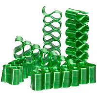 Old Fashioned Thin Ribbon Candy - Green: 8-Piece Box