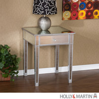 Holly & Martin Montrose Mirrored Accent Table