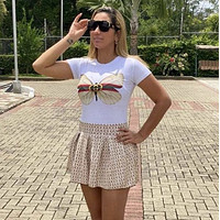 GUCCI Women With short sleeves Top Short skirt Two-Piece