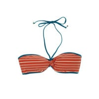 Marc by Marc Jacobs Womens Bandeau Halter Swim Top Separates