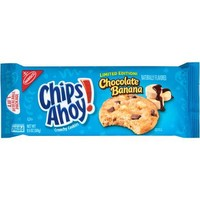 Nabisco Chips Ahoy! Limited Edition! Chocolate Banana Cookies, 9.5 oz - Walmart.com