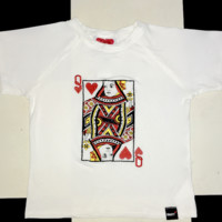 SWEET LORD O'MIGHTY! QUEEN OF HEARTS TEE
