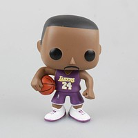 10cm New Funko Pop! Sports Collectible Figures Vinly Figure #11 Kobe Bryant