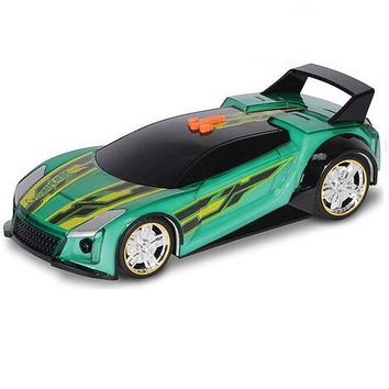 Hot Wheels Hyper Racer with Lights and Sounds - Quick N' Sik