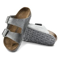 Sale Birkenstock Arizona Birko Flor Animal Fascination Gray 1008669 Sandals