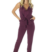 Dressed for the Occasion- Jumpsuit