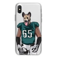EAGLES UNDERDOG CUSTOM IPHONE CASE