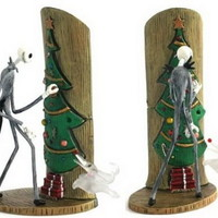 Nightmare Before Christmas Welcome To Town Trading Figure