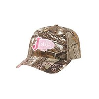 Justin Ladies' All Over Camo Realtree Xtra Hat