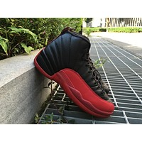 Air Jordan 12 Flu Game Basketball Shoes 40-47