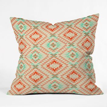 Pattern State Tile Tribe Southwest Throw Pillow