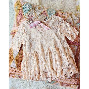 Maggie Lace Top