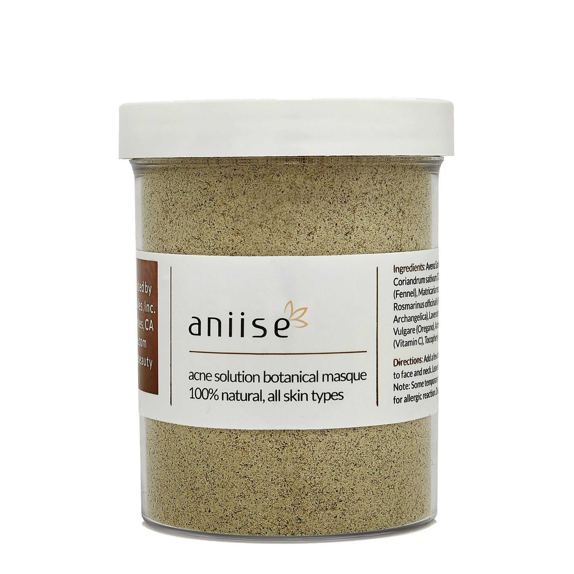 Image of Natural Acne Mask Face & Body