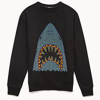 Fancy Shark Sweatshirt