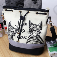 Back To School College Comfort Hot Deal Casual On Sale Korean Fashion Canvas Stylish Backpack [6581904327]