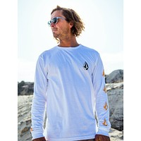 Volcom Deadly Stones Long Sleeve Tee Shirt