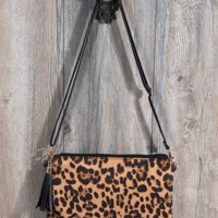 Lula Crossbody - Brown