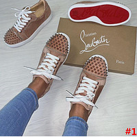 Christian Louboutin Fashionable leisure