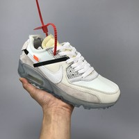 Nike x Off-White Air Max 90 by Virgil Abloh