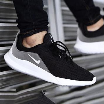 NIKE VIALE Nike London 5th generation lightweight running shoes fabric material